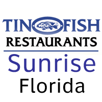 Tin Fish Sunrise Florida