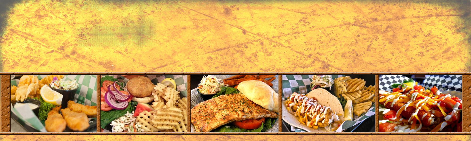 The tin fish restaurants fresh fish good food for Tin fish restaurant